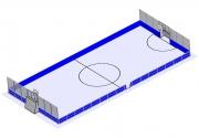 Mini Terenuri Fotbal/Basket